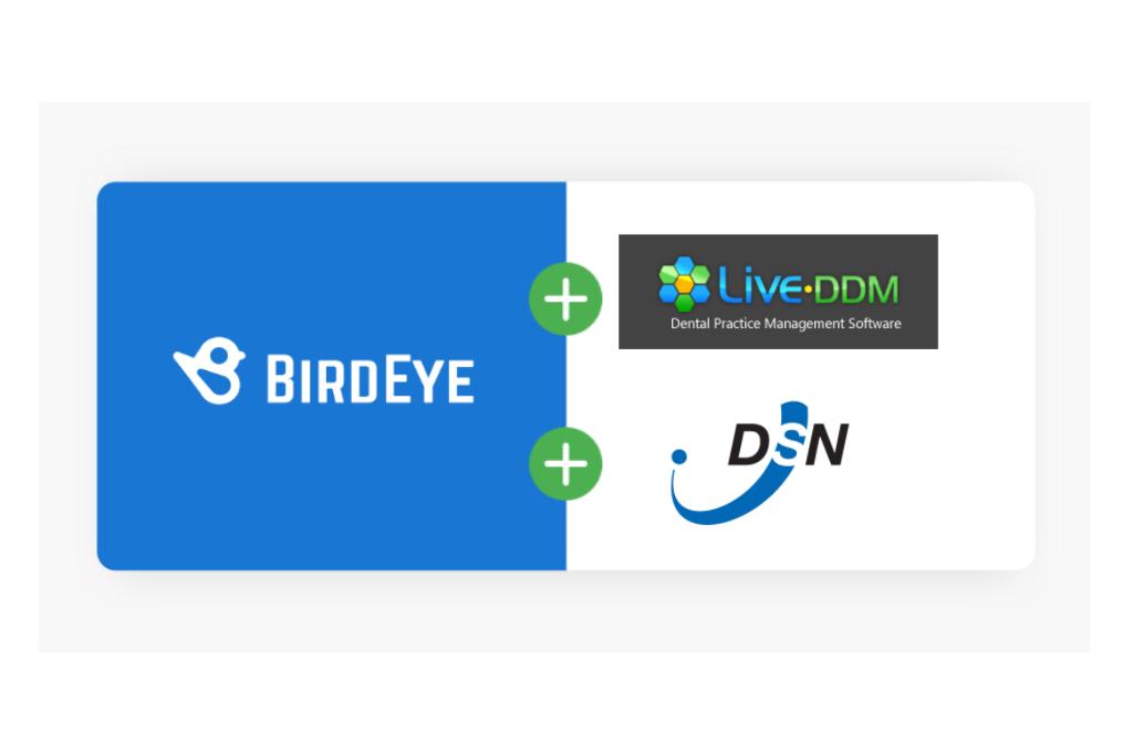 Birdeye announces integration with LiveDDM and DSN-Dental