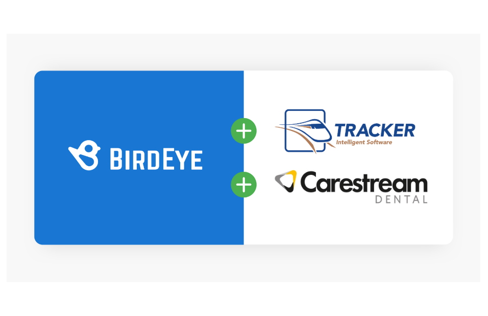 Birdeye announces integration with Tracker, SoftDent and OrthoTrac