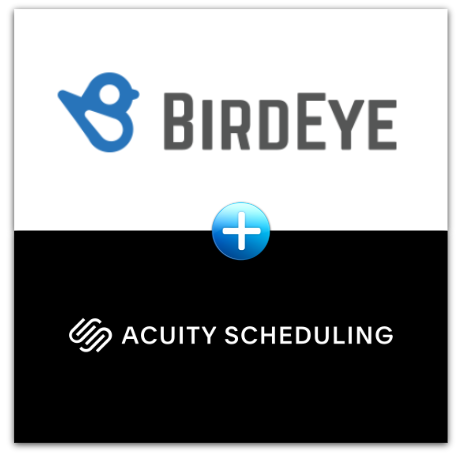 Birdeye announces partnership with Acuity Scheduling