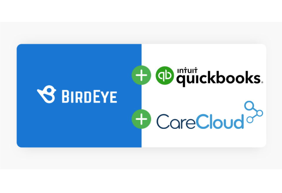 Birdeye announces partnership with QuickBooks Desktop and CareCloud