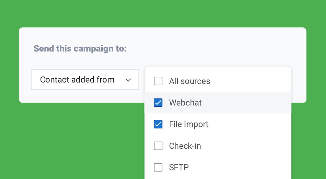 Birdeye enhances audience selection in Automated campaigns