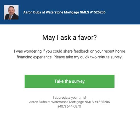 Customer Survey Template 1607515209527