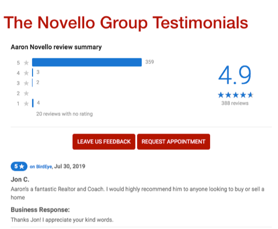 Novello Group Testimonials 1569928007671