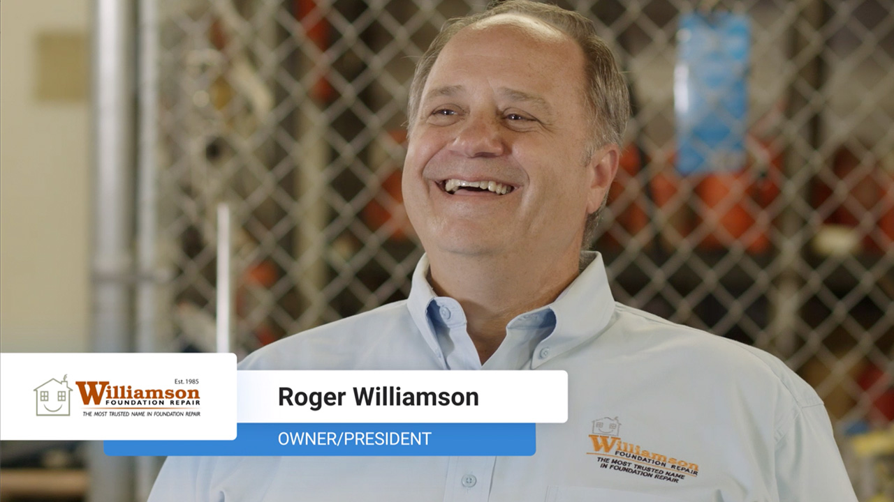 Williamson Foundation Repair Video Interview 1568154683879